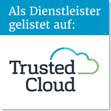 Wortbildmarke des Trusted Cloud Directories