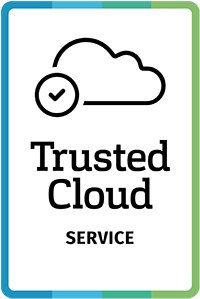 Neutrales Trusted Cloud Label für Services