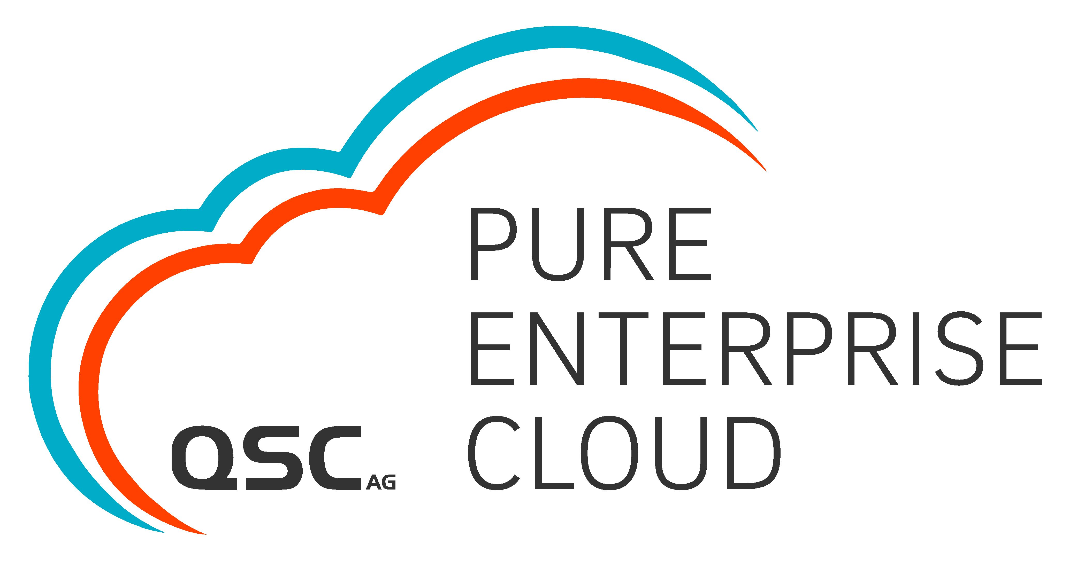 Logo Pure Entrerprise Cloud